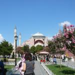 Blue Mosque - less than a block from Magnaura Place