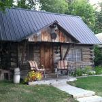 Hoedel's Homestead Cottage Foto