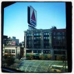 Iconic Citgo sign from the hotel window!