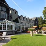 Beautiful hotel set in lovely grounds