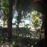 Little Corn Beach and Bungalow Foto