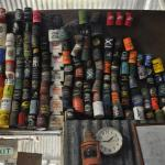 Collection of stubbie holders.