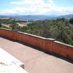 Local area: the hills above Bologna, from San Luca church
