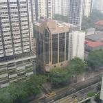 Singapore Marriott Tang Plaza Hotel Foto