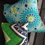 The Como Melbourne Sun Deck Pillows