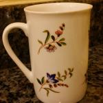 French country coffee mugs!