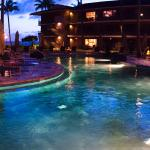 Koa Kea Pool and Evening View