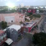 Stree View from Hotel - KFC and Others
