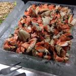 Coral Restaurant - seafood app buffet