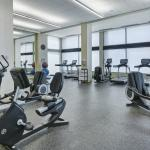 24-hour Complimentary Fitness Center