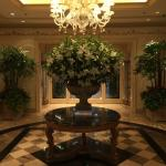 Entrance Foyer Four Seasons Beverly Hills