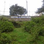 Lakeview hotel outer view