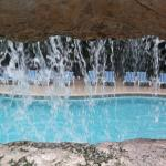view of one of 2 pools on site at Hotle