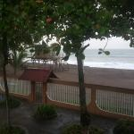 Best ocean view ever I've stayed at least in.Costa Rica Management upgraded me for free too the