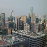 City view from Room 1616