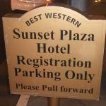 Photo of BEST WESTERN PLUS Sunset Plaza Hotel