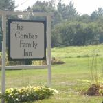 signage welcomes walkers and guests