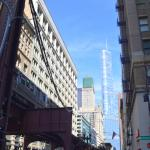 South Wabash Avenue (upon which the hotel is located)