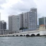MARRIOTT HOTEL, FROM MIAMI HARBOR