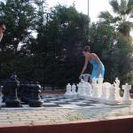 Playng chess