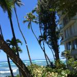 Breezes to cool you and access to ocean for swimming or surfing