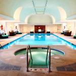 Indoor Pool at the Grand America