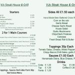 VJS Steakhouse & Grill