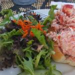 Lobster Roll-The Seafood Shanty