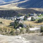 Mammoth Hot Springs Hotel & Cabins Foto