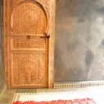 Riad MENZEH - Decoration
