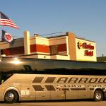 Motor Coach Parking / Tour Group Friendly