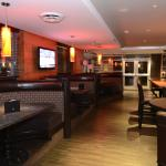 Charcoal and Woods Sports Bar