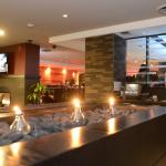Charcoal and Woods Sports Bar Dinning Room