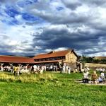 Barn for the wedding