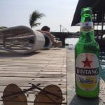 Spend your day away .. with a bintang!