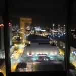 Great Night View from Room 2129
