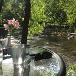 breakfast by the river