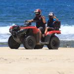 Must ride ATVs and Jetskis while in Cabo!