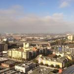Oakland Marriott view