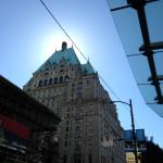 Photo de Fairmont Hotel Vancouver
