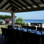 RESTAURANT WITH OCEAN VIEW