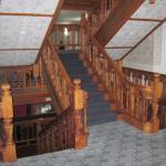 The Grand Staircase of the Horton Grand