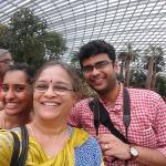 Our family trip to Singapore October 2015-gardens by the bay