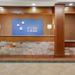 Holiday Inn Express Coralville Foto