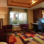 Fairfield Inn & Suites Burlington Foto