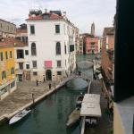 Grand Canal from our balcony
