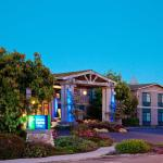 Holiday Inn Express Hotel & Suites Carpinteria Foto