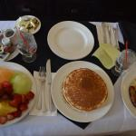 Room Service for Breakfast