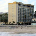 Crown Plaza (on the beach - Pacific Ocean, Ventura, Ca