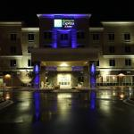 Holiday Inn Express and Suites Goldsboro Base Area